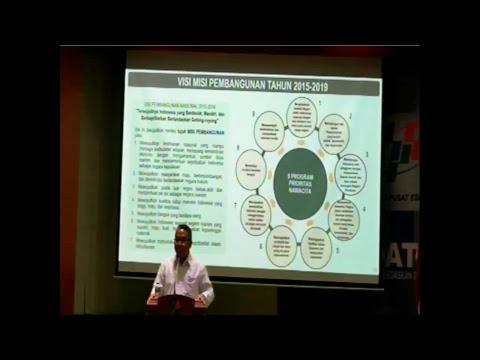 Sosialisasi Pendataan Potensi Desa (Podes) 2018