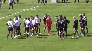 NZ Rugby Maori U18 vs Fiji Schools