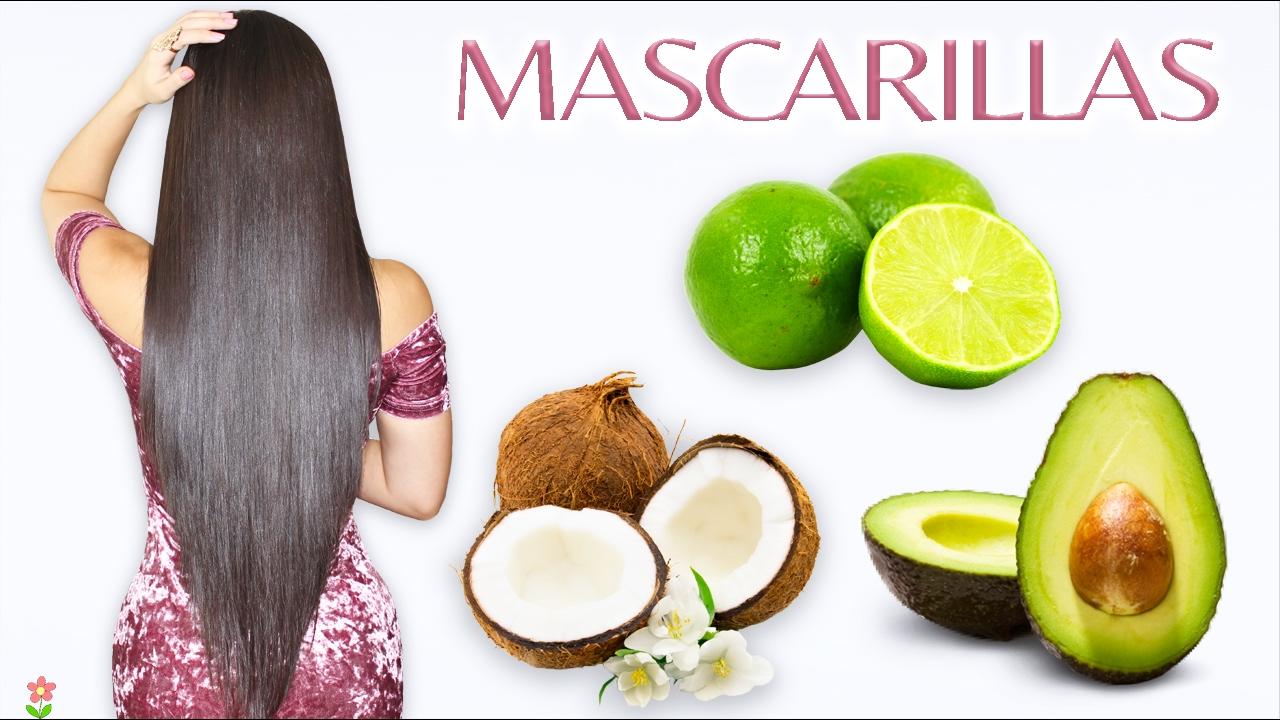 Las mejores mascarillas naturales para crecer el cabello - Aromatizantes naturales para la casa ...