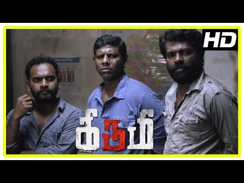 kirumi-tamil-movie-|-scenes-|-boxer-dheena-has-doubt-on-kathir-|-kathir-escapes-from-goons