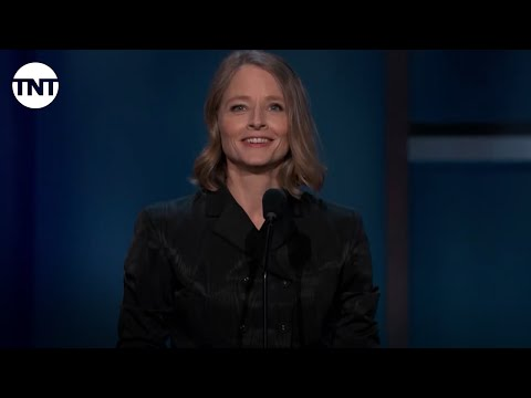 Jodie Foster Tribute to Denzel Washington | AFI 2019 | TNT