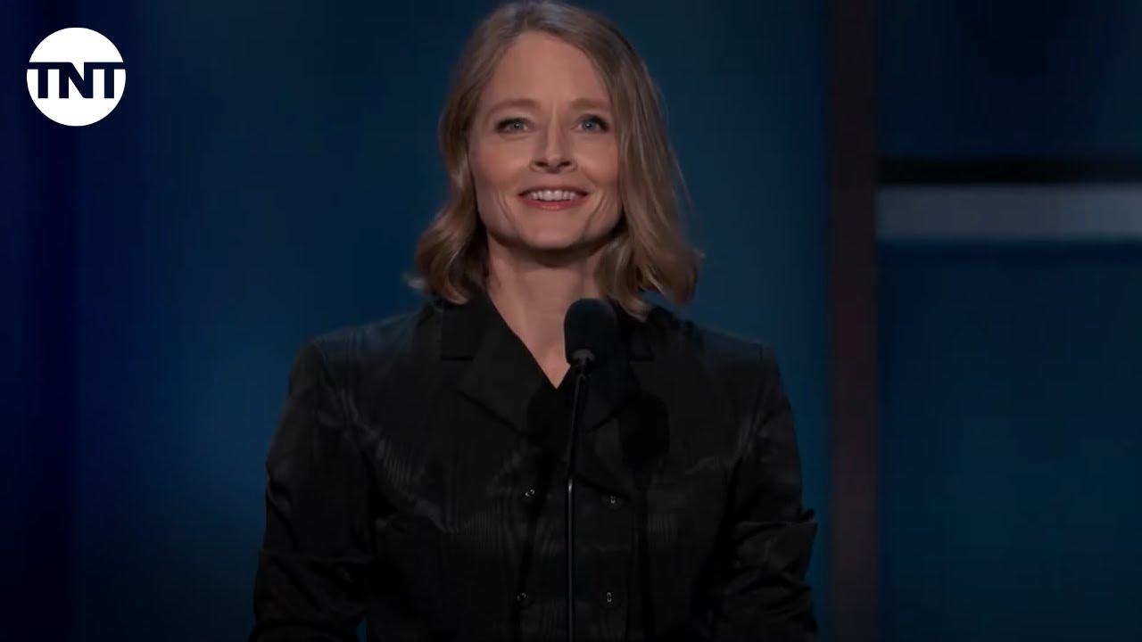Download Jodie Foster Tribute to Denzel Washington | AFI 2019 | TNT