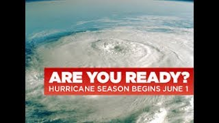 HURRICANE UPDATE!!!!! GET PREPARED AND DO IT TODAY!!!!!
