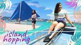 Island Hopping & Snorkeling sa Boracay | Summer 2019 Pt 3
