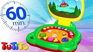 TuTiTu Português | Mini-computador | E Outros brinquedos educativos | Especial de 1 Hora
