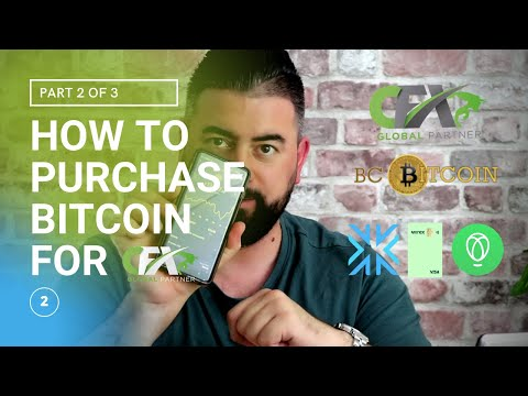 How To Buy Bitcoin With BC BITCOIN U0026 EXODUS For A CASH FOREX GROUP Trading Pack   PART 2   CFX