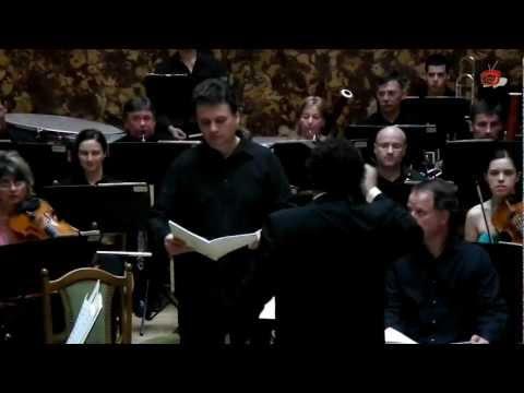 Puccini: Messa di Gloria - Mukk József tenor
