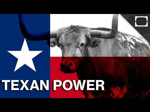 How Powerful Is Texas?