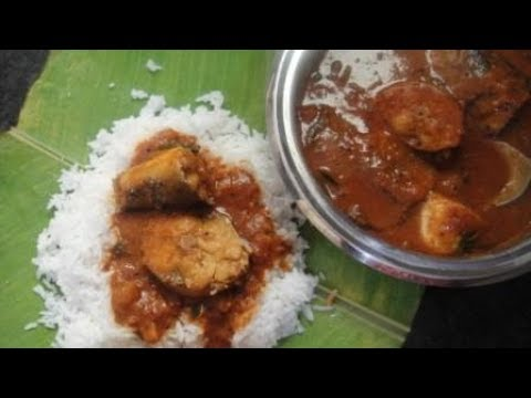 Gramathu Meen Kulambu In Tamil | Village Style Fish Gravy In Tamil | Fish Curry | Gowri Samayalarai