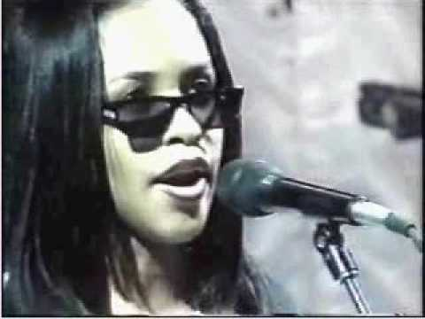 The National Anthem - Performed by Aaliyah in 95'