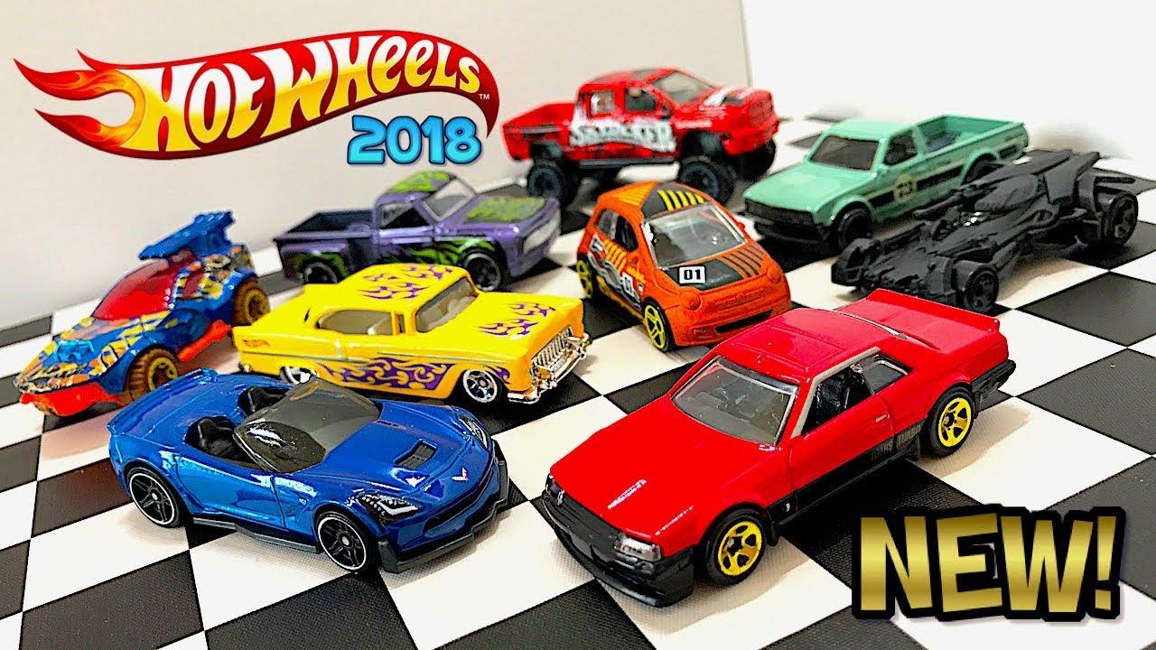 opening 2018 hot wheels cars youtube. Black Bedroom Furniture Sets. Home Design Ideas