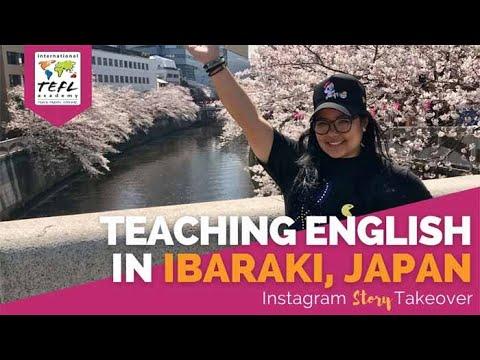 Day in the Life Teaching English in Ibaraki, Japan with Tianee Ramones