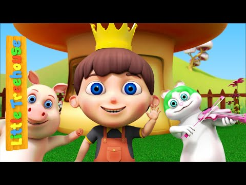 Popular Nursery Rhymes and Kindergarten Cartoon Songs for Kids and Toddlers by Little Treehouse LIVE