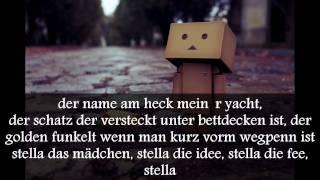 Prinz Pi - Das Mädchen vom Werbeplakat (Lyrics)