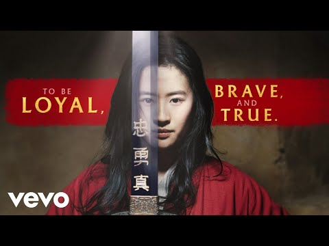 Christina Aguilera - Loyal Brave True (From