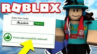 All Roblox Promo CODES! Free Items!
