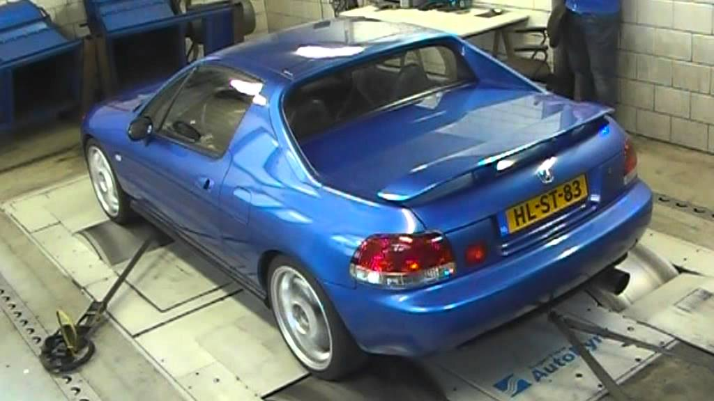 honda crx delsol esi dyno run verhoeven tuning youtube. Black Bedroom Furniture Sets. Home Design Ideas