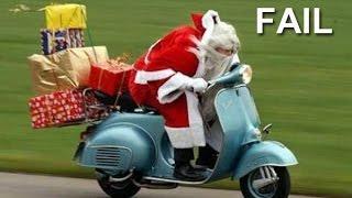 Christmas Santa Claus Fails Compilation
