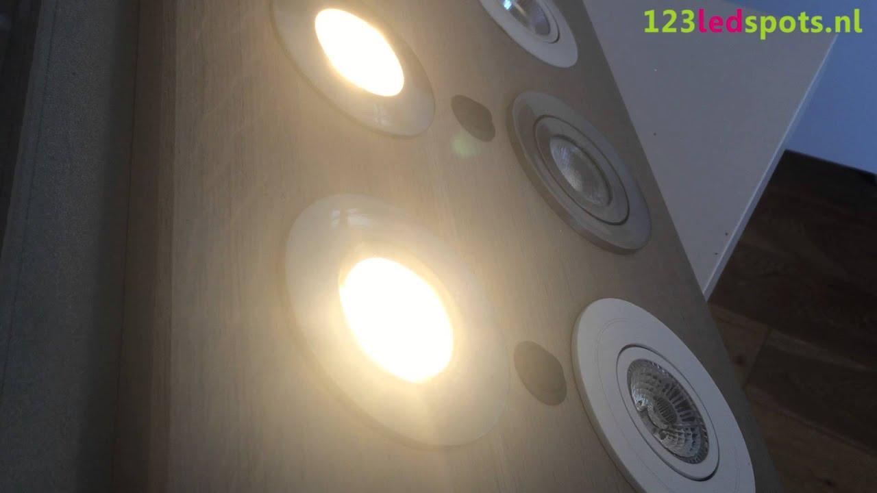Het dimmen van led verlichting - YouTube