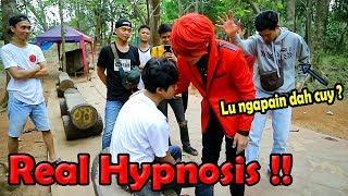 Real Hipnotis !! Tali dan Jaket Jadi ULAR ~ #MagicChallenge