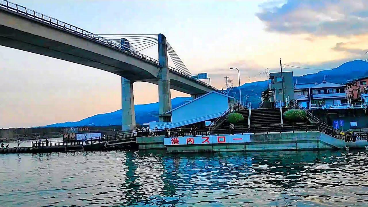 神奈川県小田原漁港(早川港)