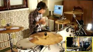 Arctic Monkeys - I Bet You Look Good On The Dancefloor - Pedro Nobre (Drum Cover)