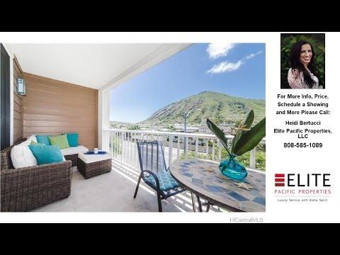 520 Lunalilo Home Road #7225, Honolulu, HI Presented by Heidi Bertucci.