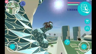 Spider robot (by Naxeex corp ) Gameplay FHD
