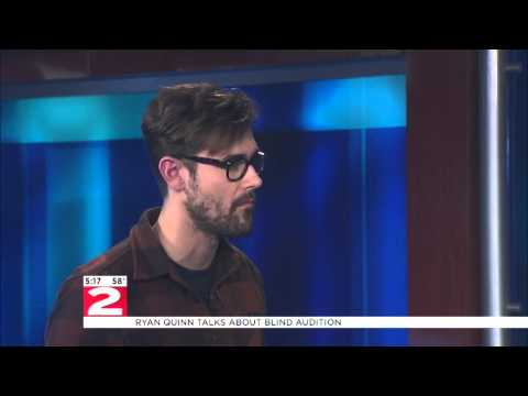 INTERVIEW: Ryan Quinn, local Voice contestant, shares thoughts on blind audition