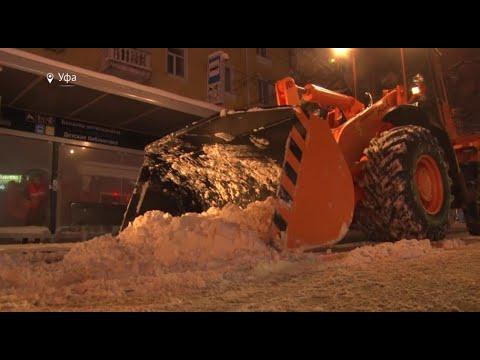 «Зациклились на уборке основных дорог!»: вице-мэр Уфы раскритиковал качество очистки дворов от снега
