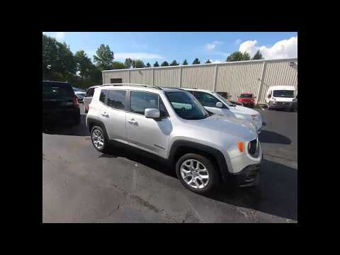 2017 Jeep Renegade Latitude - Used SUV For Sale - Wooster, OH