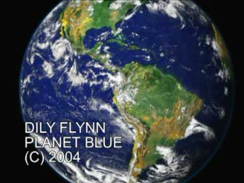 Dily Flynn - Planet Blue (Official music video)