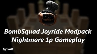 BombSquad Joyride Modpack Nightmare COMPLETED 1p