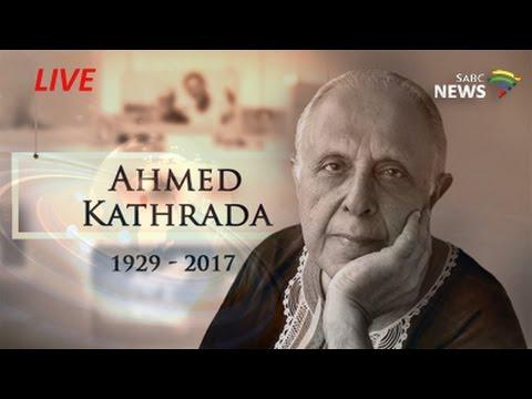 Ahmed Kathrada memorial service, Durban: 09 April 2017
