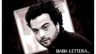 Babx- Lettera