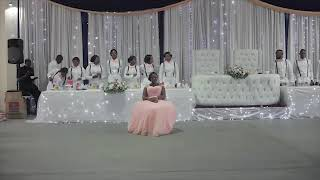 A unique and wonderful Zim bridal dance
