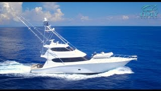 Yacht For Sale - 2008 Hatteras Yachts 77' - Sneaker