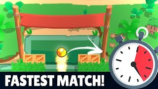 *WORLD RECORD* FASTEST WIN! - This Strategy is SO EASY! - Brawl Stars