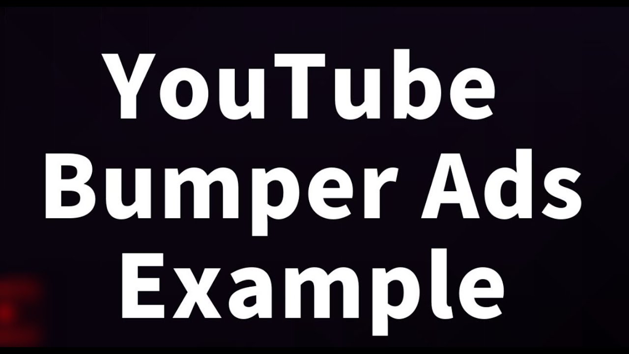 Online Classes Youtube Bumper Ads Youtube - Online Classes Youtube