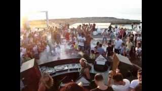Sven Vath@17-8-2012 in Paradiso beach club no5