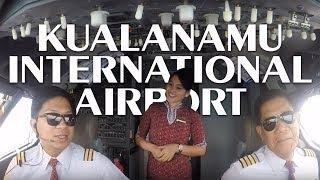 Video Cockpit View - Landing @ Kualanamu International Airport, Medan download MP3, 3GP, MP4, WEBM, AVI, FLV Juli 2018