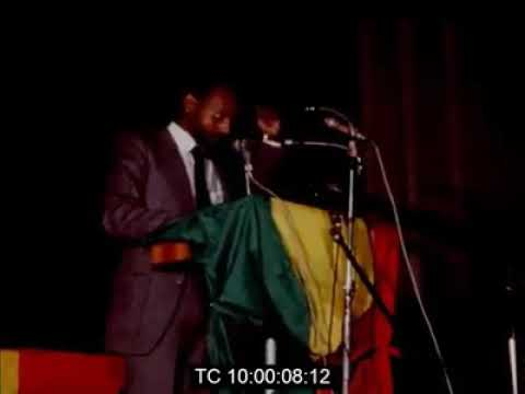Ethiopia History: Addis Ababa Mayor and Council take office December 1977