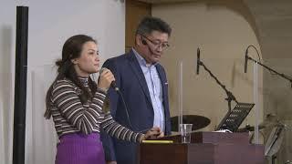 Устройство Живой Церкви часть 3 Взять ответственность Проповедует пастор Геннадий Ни