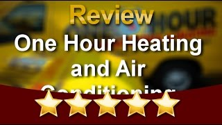 One Hour Heating and Air Conditioning - REVIEWS - Lakewood Colorado HVAC Repair Company Reviews