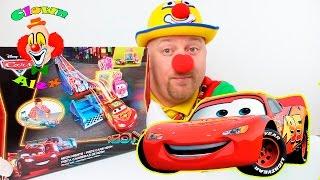 Cars Neon McQueen macchinine per Bambini, Giocattoli per ragazzi , video divertenti bambini