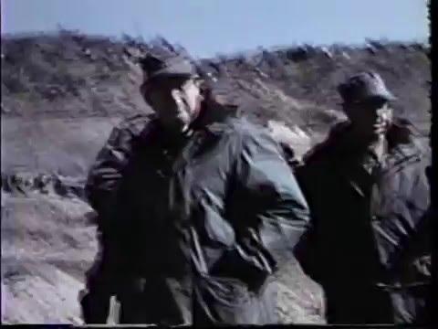 """General Lemuel Shepherd Meeting with General Lewis """"Chesty"""" Puller-Korea Jan 1951"""