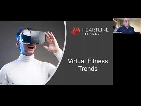 Virtual Fitness Trends