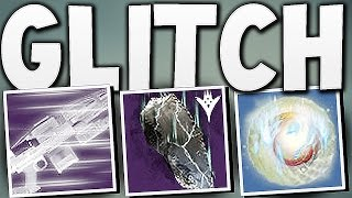 Destiny - UNLIMITED LEGENDARY ENGRAMS,MOLDERING SHARDS & MOTES GLITCH !!