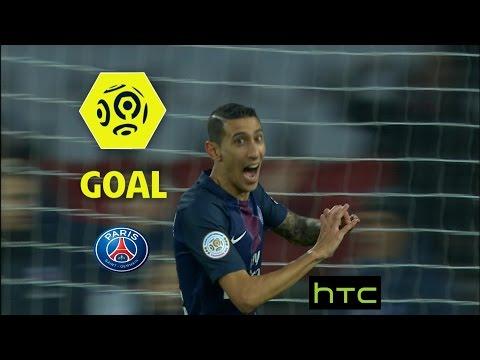 Goal Angel DI MARIA (13') / Paris Saint-Germain - FC Nantes (2-0)/ 2016-17