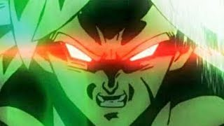 Dragon Ball Super Broly Story on New Characters